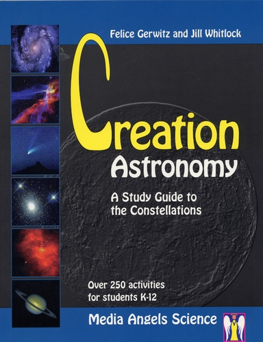 Creation Astronomy: A Study Guide to the Constellations