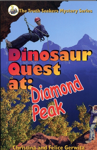 Dinosaur Quest at: Diamond Peak - Download