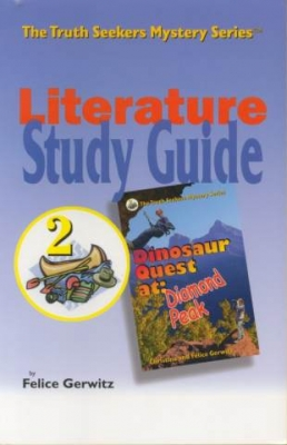 Literature Guide: Dinosaur Quest at Diamond Peak - Click Image to Close