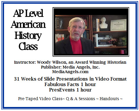 American History--AP Level Course