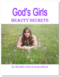 God's Girls Beauty Secrets Bible Study eBook