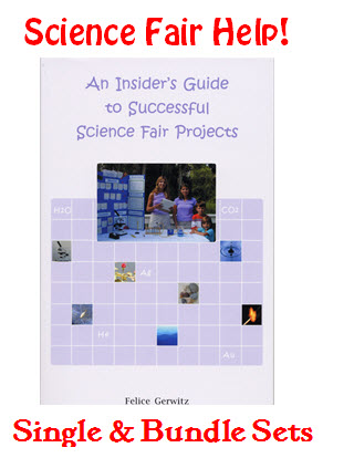 DVD & Book Bundle: Science Fairs