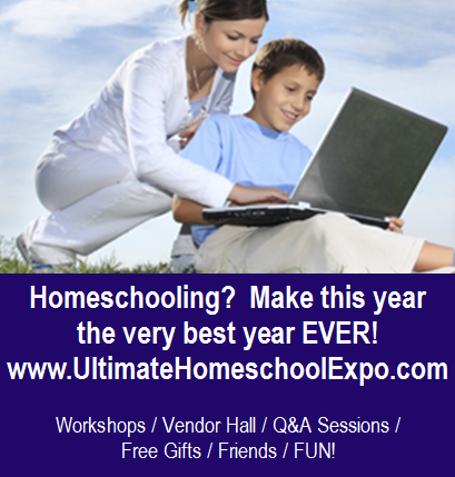 2011 Ultimate Homeschool Expo Buy with a Friend