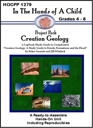 Creation Geology Project Pack