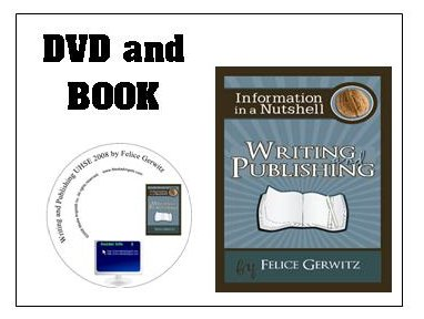 DVD & Book Bundle: Writing and Publishing