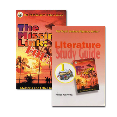 Missing Link and Literature Guide - Click Image to Close
