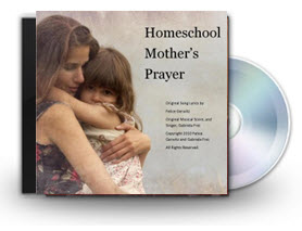 Homeschooling Mother Prayer Album