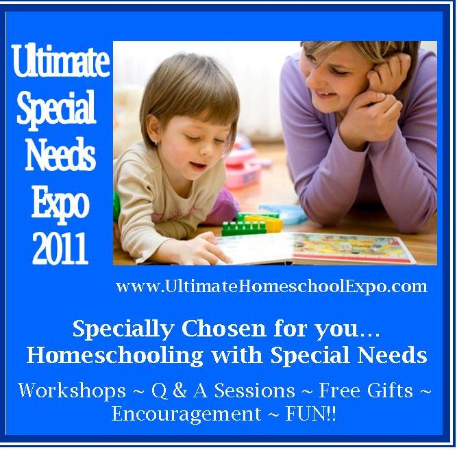 2011 - September Ultimate Special Needs Expo Buy with a Friend