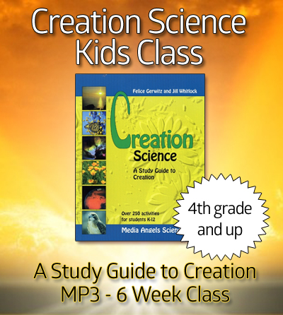 Creation Science Online Class - Download