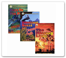 Truth Seekers Mystery Series